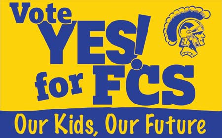 Vote Yes for FCS